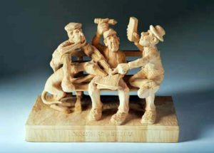 2012 International Woodcarvers Congress